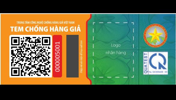 Tem chống hàng giả của Trung tâm Công nghệ Chống hàng giả Việt Nam có gì đặc biệt ?